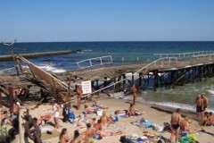 Strand von Odessa
