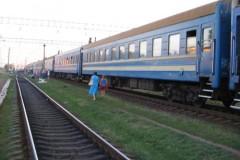 Zwischenstop fürs Abendbrot in Ukrainischen Steppe