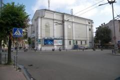 das Kino (ehemalige Synagoge)