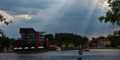Hafen Nikolaiken