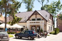 Restaurant Matrioszka in Goldap