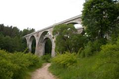 Doppelbrücke bei Stanczyki