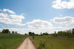 Weg bei Rutka