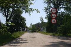 Talty Kanal-Brücke
