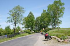 Zwischen Sztynort und Banie Mazurskie