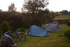 Camping in Stanczyki