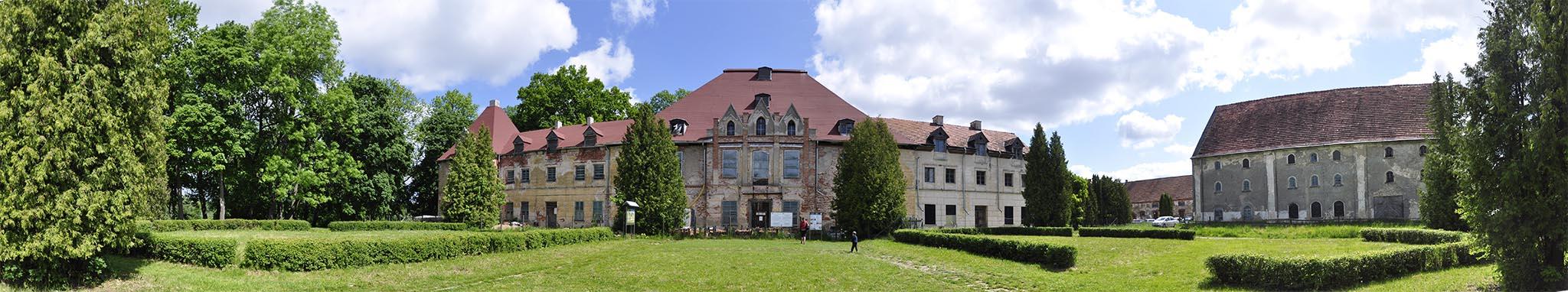 Schloss Sztynort
