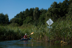 Übergang zum Dreetzsee
