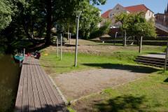 Luxus-Wasserwanderrastplatz in Fürstenberg.