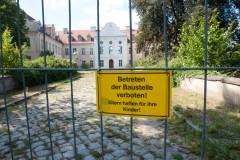 Trostloses Schloss in Fürstenberg